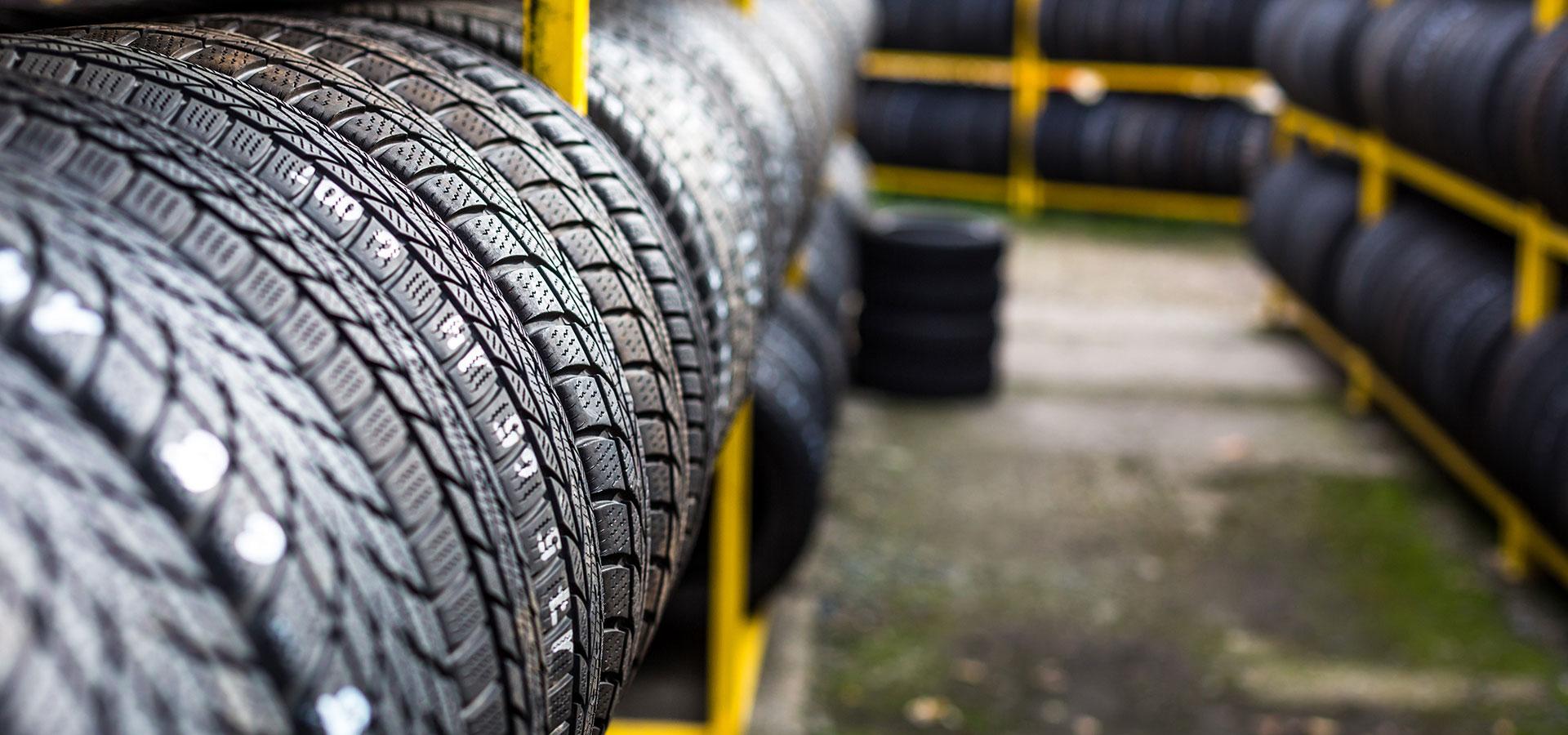 come conservare pneumatici senza cerchio