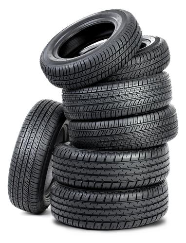 perché gli pneumatici sono neri