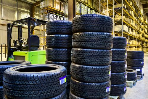 pneumatici come si producono