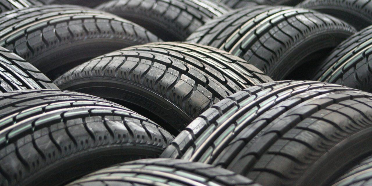 tanti pneumatici in produzione