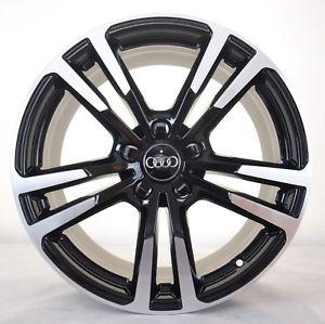 Cerchi in Lega Audi A4 S Line 18 Usati